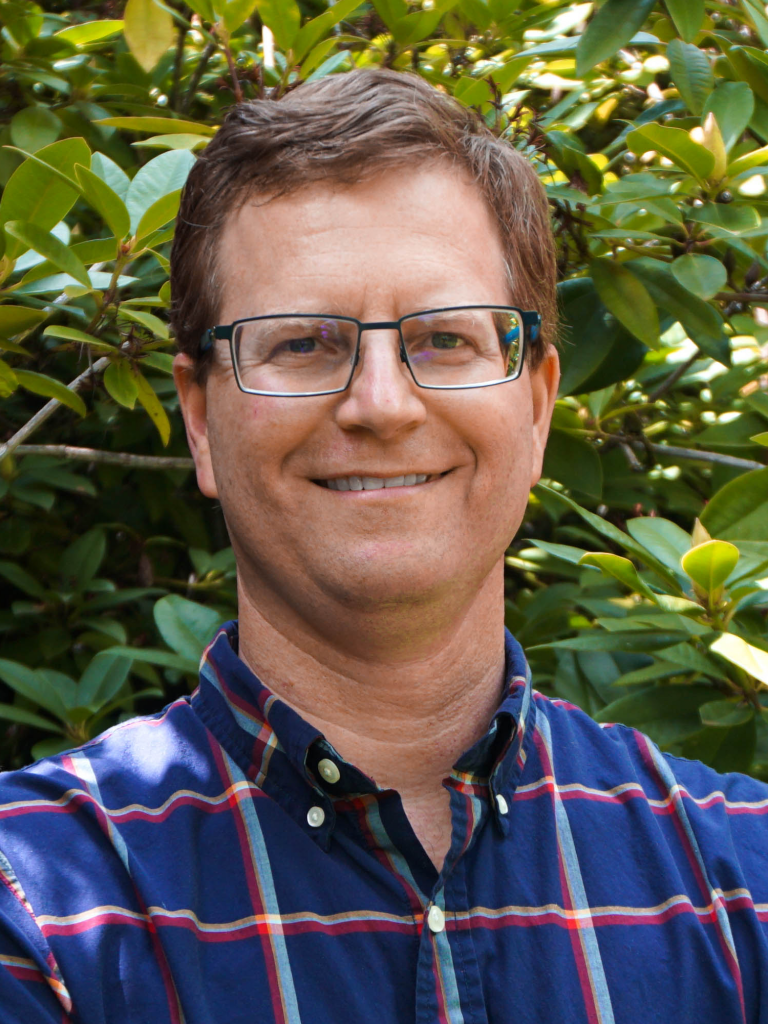 Steve Shay, Chair of the Organizing and Membership Committee
